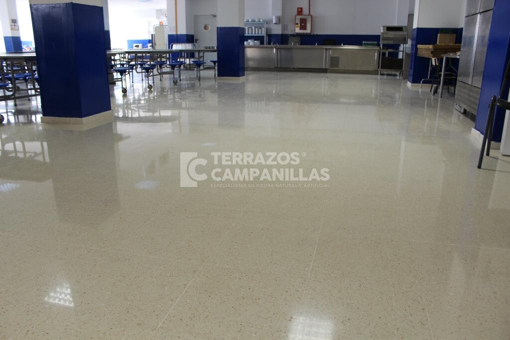 Terrazos campanillas materiales de construcci n for Terrazo exterior 40x40
